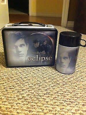 The Twilight Saga: Eclipse Jacob Black lunch box with thermos