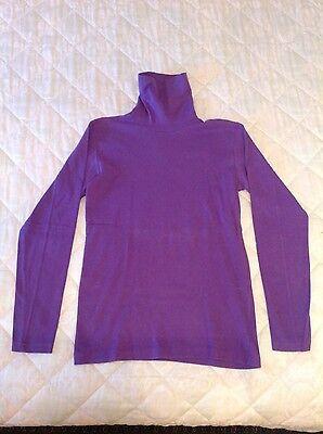 JEAN PAUL GAULTIER  purple cotton shirt original segunda mano  Embacar hacia Mexico