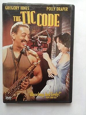 The Tic Code Dvd 2002 Starring Gregory Hines And Polly Draper A Lions Gate Film