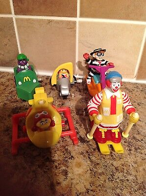 Small world Ronald Macdonald   collection