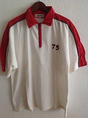 Basketball T-Shirt rot weiss Gr. L D.Christopher American Vintage, gebraucht gebraucht kaufen  Offenbach