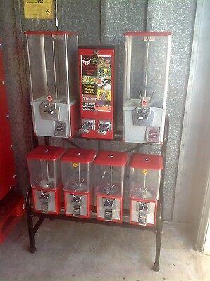 Bulk Vending Rack