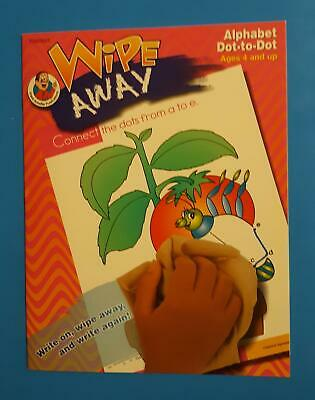 Wipe Away - Alphabet Dot-to-Dot [Ages 4 and up]](Alphabet Dot To Dot)