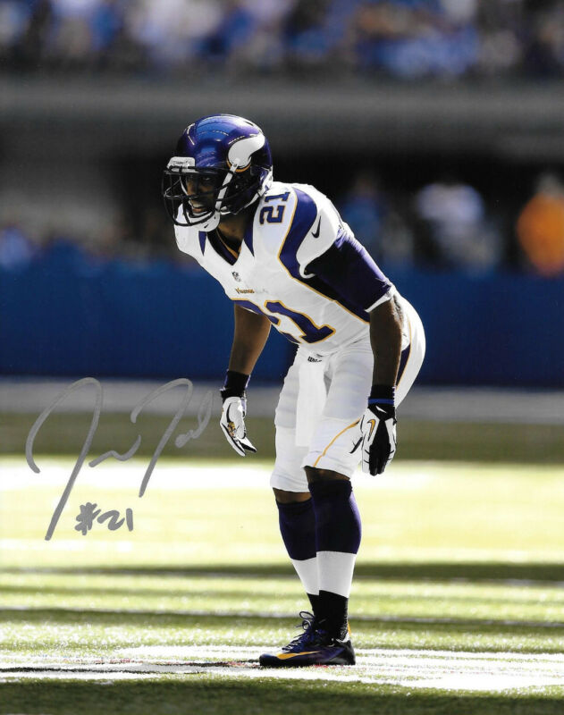 **GFA Minnesota Vikings * JOSH ROBINSON * Signed 8x10 Photo R1 COA**