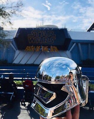 Disney Disneyland Exclusive The Last Jedi Star Wars Captain Phasma Stein Mug Cup