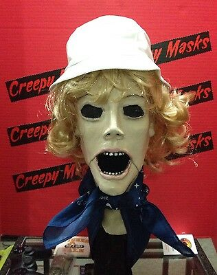 Mannequin Killer mask Horror Movie Scary Halloween Jason Tourist Trap ()