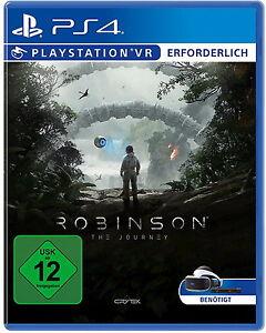 Robinson: The Journey (Sony PlayStation 4, 2016) - Schenefeld, Deutschland - Robinson: The Journey (Sony PlayStation 4, 2016) - Schenefeld, Deutschland