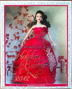 2012-Holiday-Barbie-Doll-Christmas-Celebration-Brunette-Version