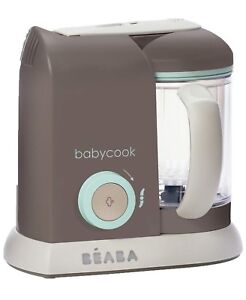 BEABA Baby-cook pro, 4.5 cups, Latte Mint