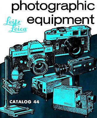 Инструкции и руководства 1971 LEICA CAMERA