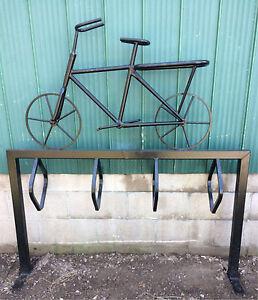 Bike Rack - one of a kind