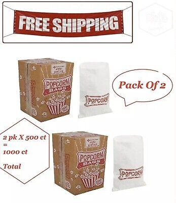 Members Mark Popcorn Bags 1.5 Oz. 500 Ct. Pack Of 2