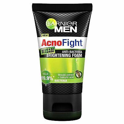 Garnier Men Acno Fight Wasabi Anti-Bacteria Kill 99.9% Brigh