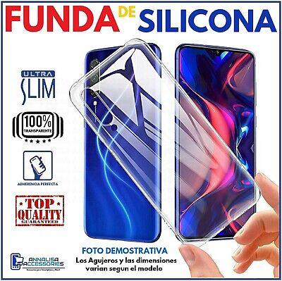 FUNDA SILICONA TRASPARENTE PARA OPPO REALME X2 PRO / RENO ACE CARCASA...