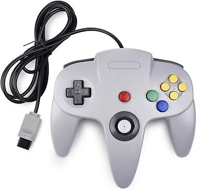 Kiwitata Classic Retro Wired Game Pad Console Controller Joystick for Nintendo