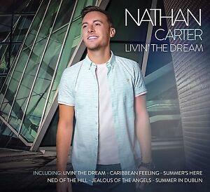 NATHAN CARTER LIVIN' THE DREAM CD 2017