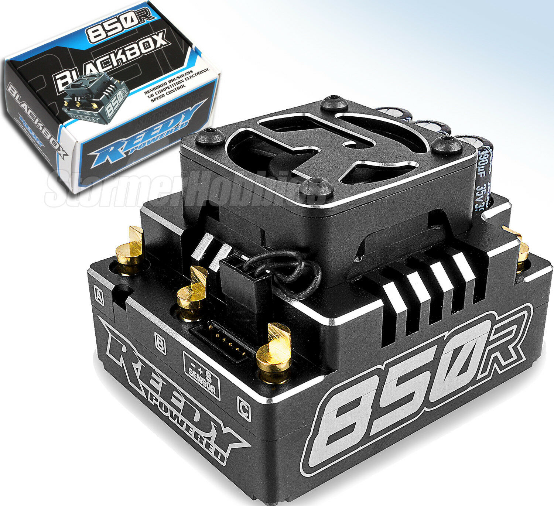 Reedy 30x30x10mm Blackbox 850R ESC Fan w//Screws ASC27032