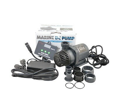 2018 New Jebao Dcp 3000 Marine Controllable Water Return Pump Max Flow 792Gph