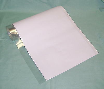 "5 YD roll 14"" Brodart Just-a-Fold III Archival Book Jacket Covers - Super Clear"