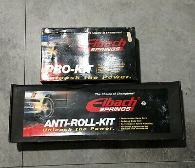 Camaro Roll Bars (Eibach Springs Anti-Roll Kit Sway Bars Pro-Plus 38144.880 Camaro SS Coupe MH2402 )
