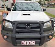 2008 Toyota Hilux Ute SR Dual Cab Diesel 4Cyl Manual Stock #1870 Lota Brisbane South East Preview