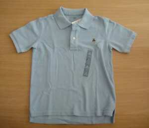 babyGap Light Blue Polo Shirt - Size 5Y - NEW
