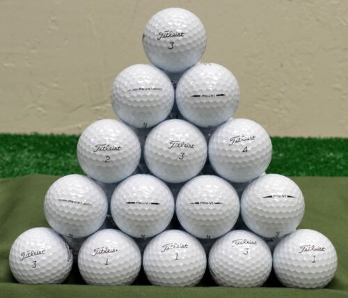 36 Titleist ProV1 4A Golf Balls