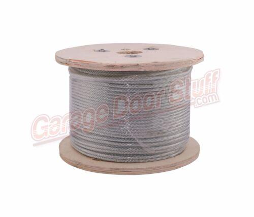 "Galvanized Cable - 1/16"", 3/32"