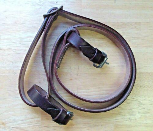 Mosin Nagant Leather Rifle Sling 91/30 New
