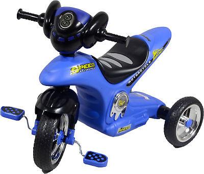 ib style® YUKI Dreirad Kinderdreirad Fahrrad Kleinkind Licht & Melodie