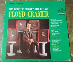Collection-of-Floyd-Cramer-etal-Lot-of-6-on-Various-Labels