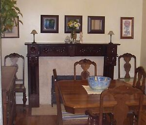 Fireplace mantle - JUST REDUCED!!!