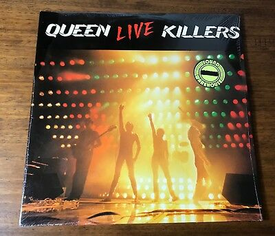 QUEEN ~ LIVE KILLERS ~ORIGINAL FIRST PRESSING 2-LPs STILL FACTORY SEALED ~ 1979 comprar usado  Enviando para Brazil