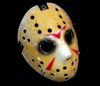Vintage Ice Hockey Horror Maske Freitag der 13 Jason Maske (Freitag Der 13 Jason Hockey Maske)