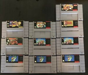 Looking for Nintendo stuff. Snes,n64,GameCube etc.