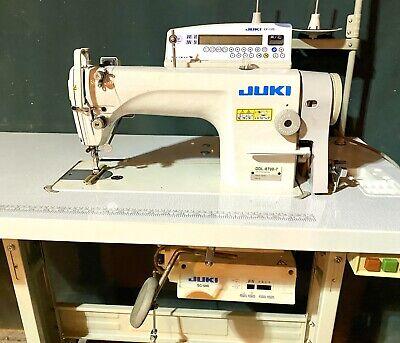 JUKI DDL-8700N-7 INDUSTRIAL SEWING MACHINE AUTOMATIC THREAD TRIMMER, REVERSE