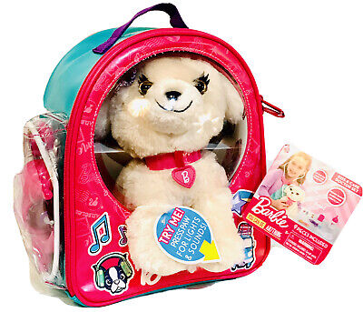 1 Ct Just Play Barbie You Can Be Anything Kiss & Care Puppy On The Go Doctor Set