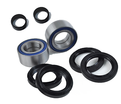 All Balls 25-1167 Front//Rear Wheel Bearing and Seal Kit Replacement For Suzuki//Kawasaki//Honda
