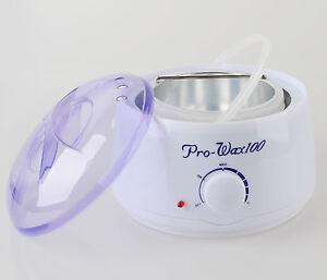 500ml Waxing  Wax Paraffin Pot Warmer Heater Hair Removal Salon Beauty Equipment
