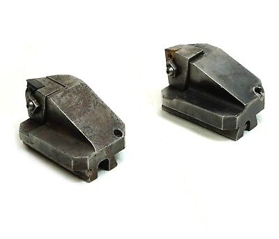 Set Of 2 Valenite Vari-set Vari-twin Indexable Boring Head Tw-hbn With Insert