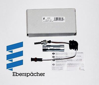 EBERSPACHER GLOW PIN FOR AIRTRONIC D2 D4 12v HEATER GENUINE With Removal tool