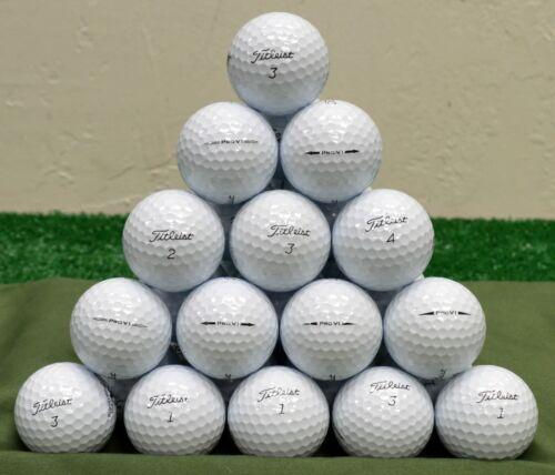 60 Titleist ProV1 5A Golf Balls