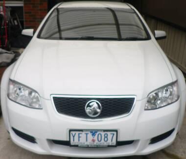 Holden Commodore Sedan DUEL FUEL!