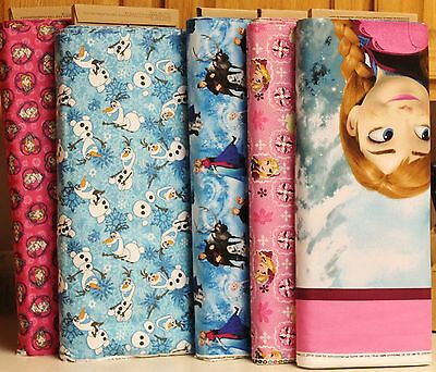 Disney-Frozen-Quilt-Panel-Coordinating-Fabrics-by-Springs-Creative-bty
