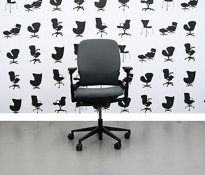 Refurbished Steelcase Leap V2 Chair - Paseo - Yp019