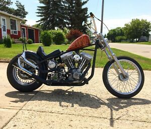 1957 Harley Chopper