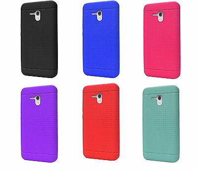 Soft Flexi Silicone Case Cover For Alcatel One Touch PIXI Glory A621BL A621BG Flexie Soft Case