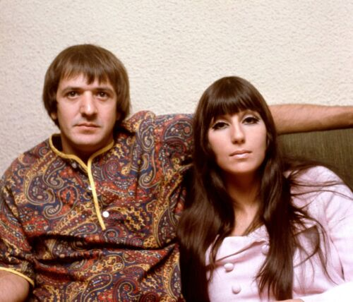 SONNY AND CHER - MUSIC PHOTO #E-49