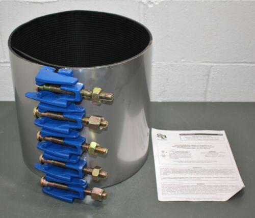"Smith-Blair 226 Full Circle Repair Clamp 22600132012000, 13.1""-13.5"" OD, 12.5"" W"
