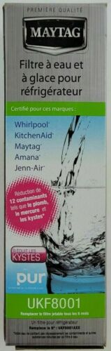 Maytag Refrigerator Ice & Water Filter UKF8001 PUR